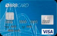 Logo BRBcard Cartão BRB Visa Nacional