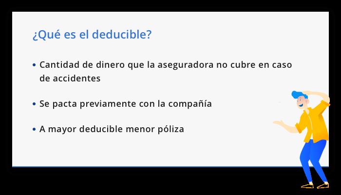 queesdeducible