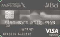 Logo Banco BCI AAdvantage Visa Signature