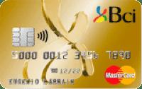 Logo Banco BCI Bci Mastercard Gold
