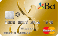 Logo Banco BCI Mastercard Gold