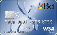 Logo Banco BCI Bci Visa Classic