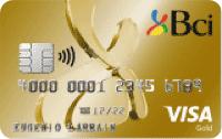 Logo Banco BCI Tarjeta de Crédito Visa Gold