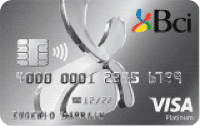 Logo Banco BCI Visa Platinum