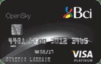 Logo Banco BCI Visa OpenSky