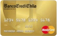 Logo CrediChile Universal Mastercard