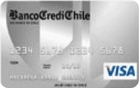 Logo CrediChile Universal Visa