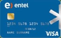 Logo Banco de Chile Tarjeta de Crédito Entel Visa