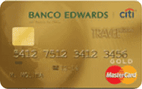 Logo Banco Edwards Edwards Travel Mastercard Internacional