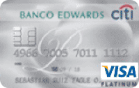 Logo Banco Edwards Edwards Travel Visa Platinum