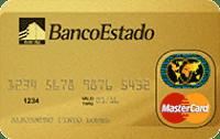 Logo Banco Estado Banco Estado Mastercard Gold