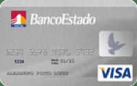 Logo Banco Estado Visa Internacional