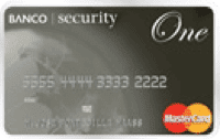 Logo Banco Security Mastercard One