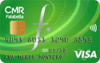 Logo CMR Falabella CMR Visa Contactless