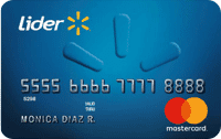 Logo Lider Lider MasterCard Internacional