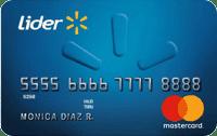 Logo Lider Líder MasterCard Nacional