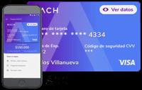 Logo MACH Tarjeta de Crédito MACH
