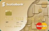 Logo Scotiabank Cencosud MasterCard Gold