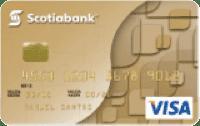 Logo Scotiabank Cencosud Tarjeta de Crédito Visa Gold