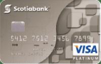 Logo Scotiabank Cencosud Visa Platinum Plus