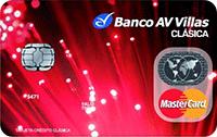 Logo Banco AV Villas Mastercard Clásica