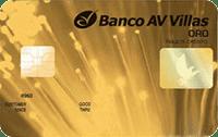 Logo Banco AV Villas Mastercard Gold