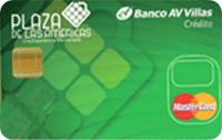 Logo Banco AV Villas Plaza de Las Américas Clásica