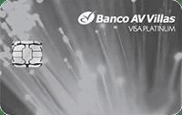 Logo Banco AV Villas Visa Platinum
