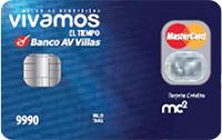 Logo Banco AV Villas Vivamos el Tiempo Clásica