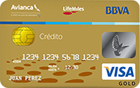 Logo Banco BBVA Avianca LifeMiles Gold