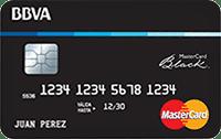 Logo Banco BBVA Mastercard Black