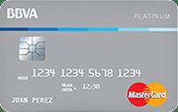 Logo Banco BBVA Mastercard Platinum