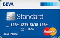 Logo Banco BBVA Mastercard Standard
