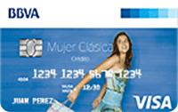 Logo Banco BBVA Mujer Clásica