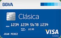 Logo Banco BBVA Visa Clásica