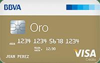 Logo Banco BBVA Visa Oro