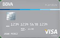 Logo Banco BBVA Visa Platinum