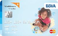 Logo Banco BBVA World Vision Standard
