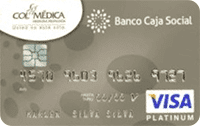 Tarjeta de Crédito Banco Caja Social