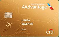 Logo Banco Citibank AAdvantage Gold Mastercard