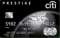 Logo Banco Citibank Citi Prestige