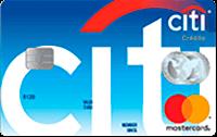 Logo Banco Citibank Mastercard Básica