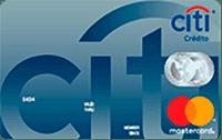 Logo Banco Citibank Mastercard Clásica