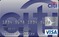 Logo Banco Citibank Visa Clásica