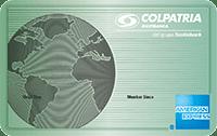 Logo Banco Colpatria American Express Clásica
