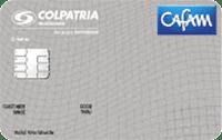 Logo Banco Colpatria Cafam Oro
