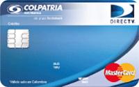 Logo Banco Colpatria DIRECTV Básica