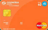 Logo Banco Colpatria ETB Básica