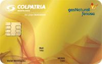 Logo Banco Colpatria Gas Natural Clásica