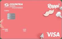 Logo Banco Colpatria Rappi Clásica